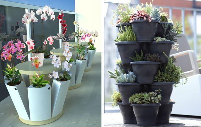 Decofilia Blog | Maceteros de exterior | Jardines y Plantas ...