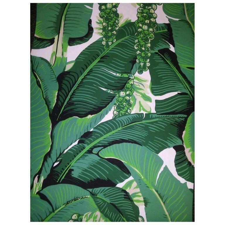 Dorothy Draper Wallpaper Brazilliance Wallcoverings