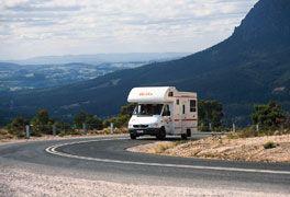 self drive campervan hire 10 day tasmania highlights. Black Bedroom Furniture Sets. Home Design Ideas