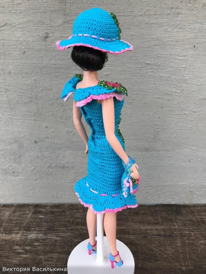 вязание для куклы, вяжу для кукол, вещи ручной работы ...