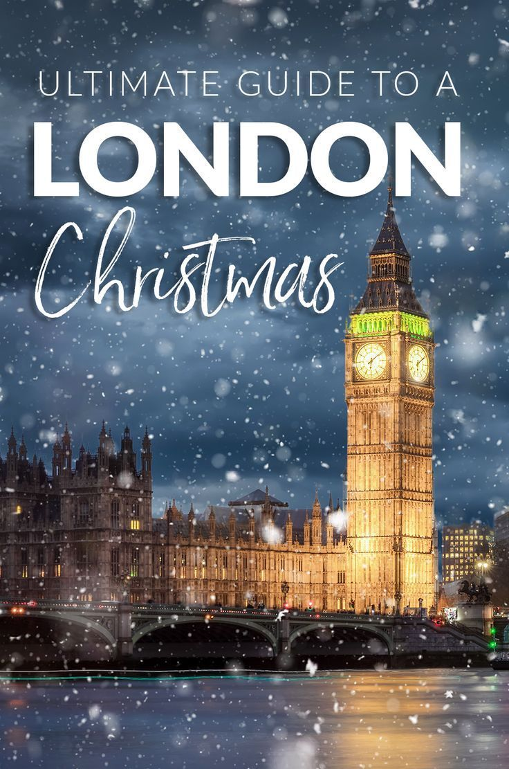 LONDON at CHRISTMAS is pure MAGIC My very favorite city comes to life even more during the Christmas season and it is by far one of the most festive places to spend the h...
