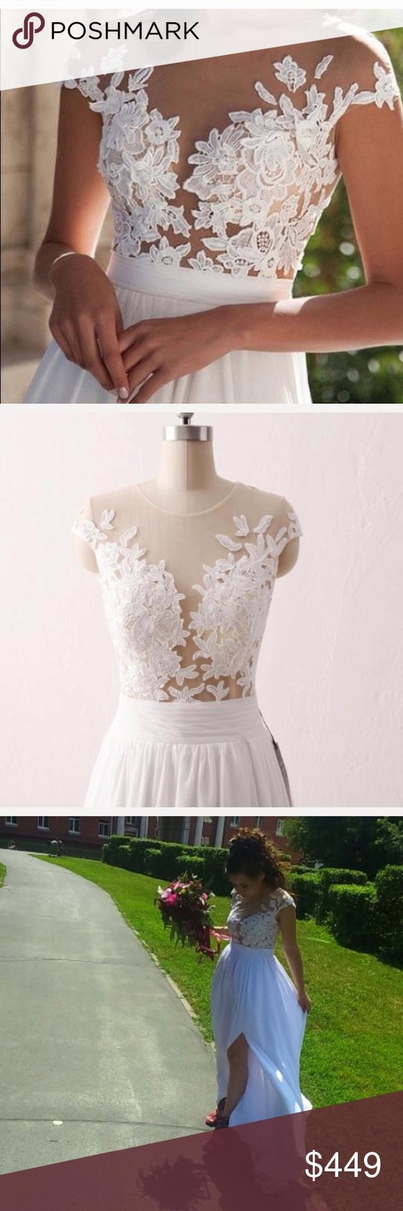 Request a sizeboho wedding dress boutique