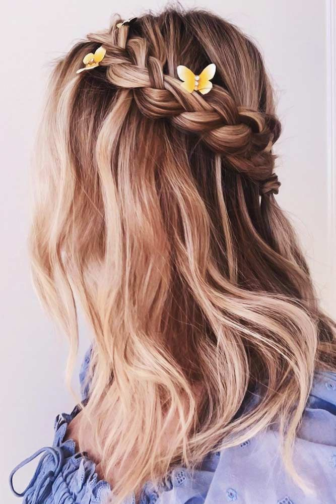 25 Peace & Love Hippie Hairstyles for Rock'n'Roll Queens #cutehairstylesformediumhair