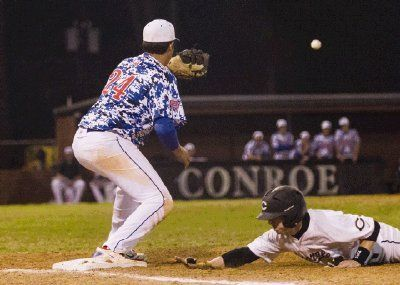 Baseball Waling To Get Call For Conroe In Tuesday S Opener Athletic Events Baseball Coach Baseball
