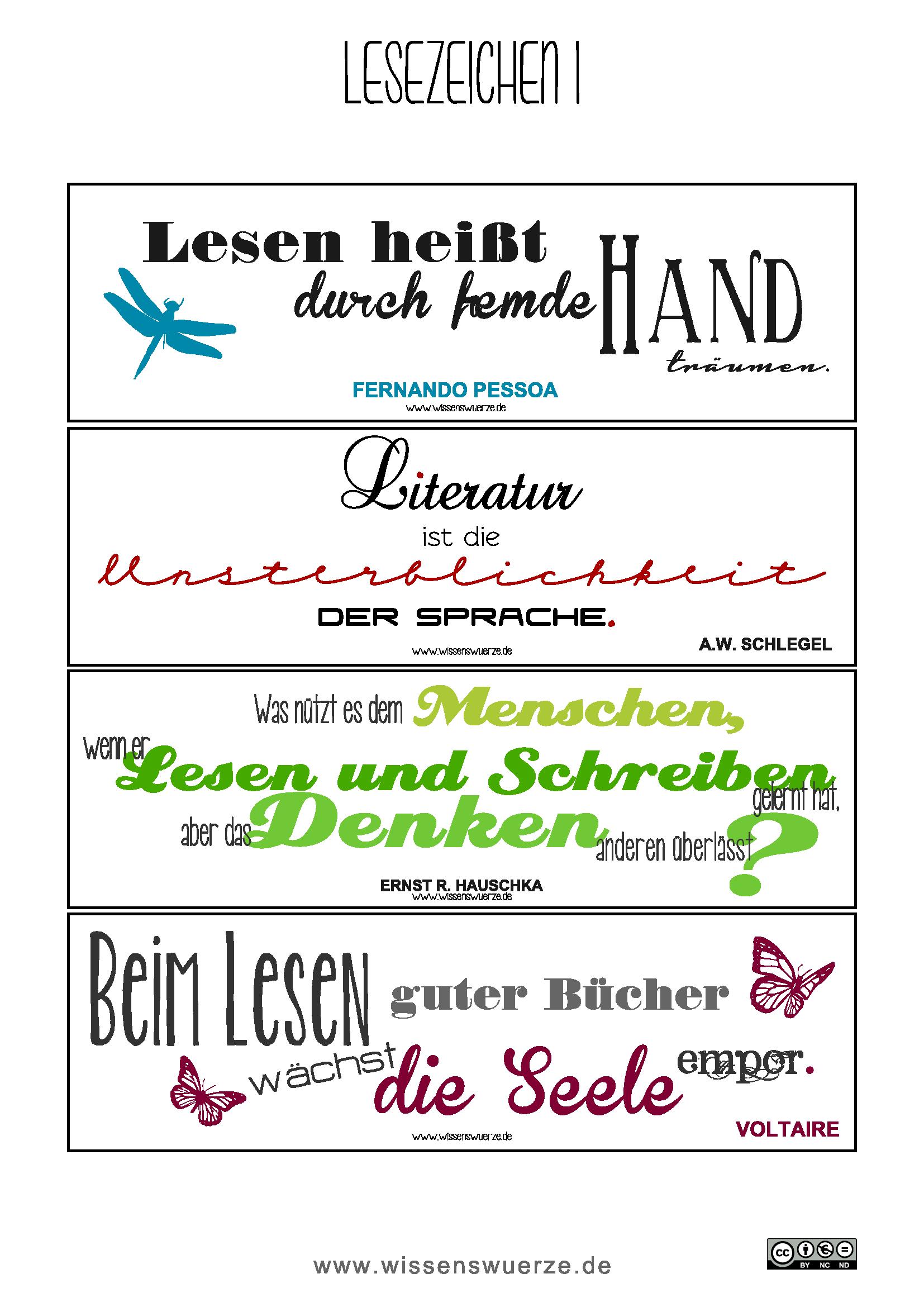 typographischer 1654×2339  lesezeichen druckbare