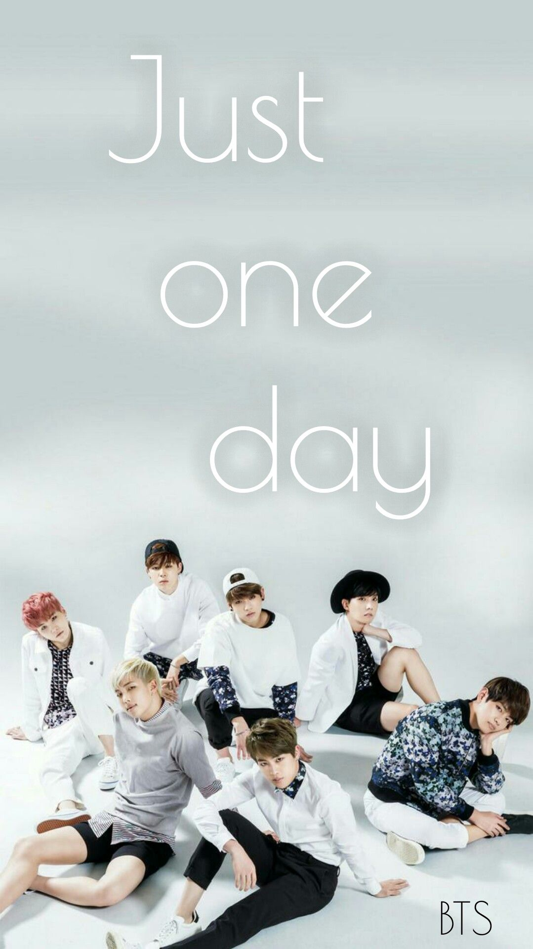 Bts Just One Day Bts Bangtanboys Justoneday Jin Jimin Jungkook