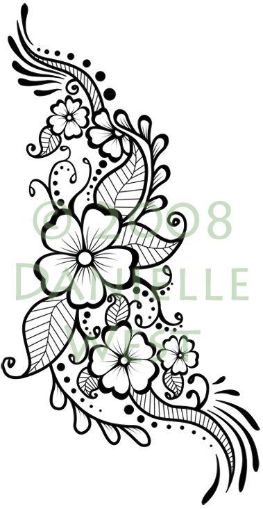 Image result for arabesque lines tattoos