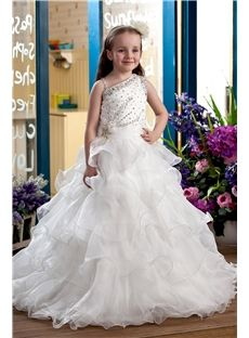 beautiful 9 year old girl prom dresses(kids)