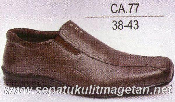 Sepatu Kulit Asli Pria Cj Ca77 Chelsea Boots Boots Shoes