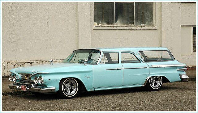 1961 Plymouth Fury Station Wagon Station Wagon Wagons Wagon Cars