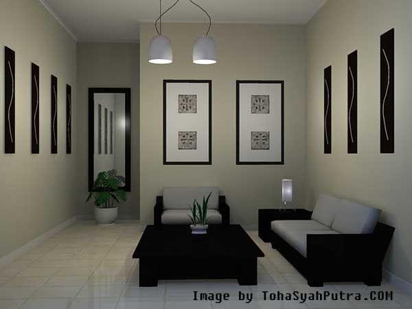 warna cat interior rumah minimalis  interior di 2019