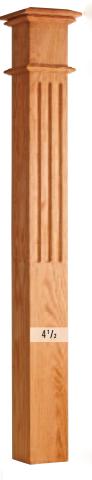 Best Crown Heritage 4082 Box Newel From Waybuild Heritage 640 x 480