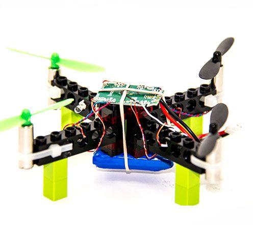 Mini lego drone kit rc drone legos and lego mini lego drone kit do it yourself solutioingenieria Image collections