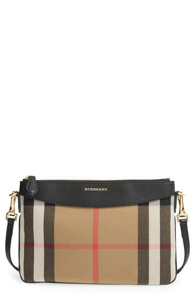 3a9622b80782 Burberry  Peyton - House Check  Crossbody Bag available at  Nordstrom