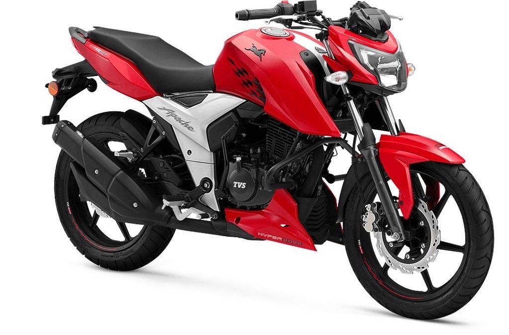 Tvs Apache 160 4v Vs Pulsar Ns 160 Spec Comparison Bike India