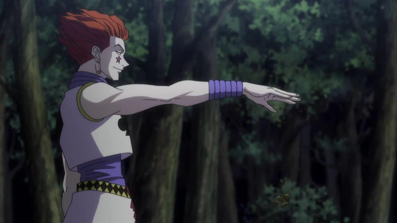 Hisoka Morow Hunter X Hunter Hisoka Hunter Anime Haikyuu Tsukishima