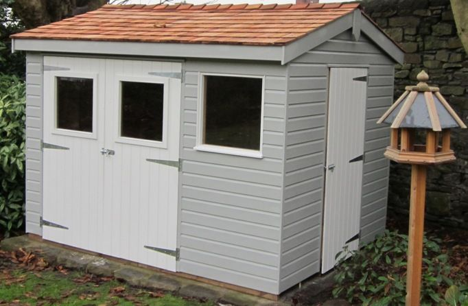 24 x 30m superior shed