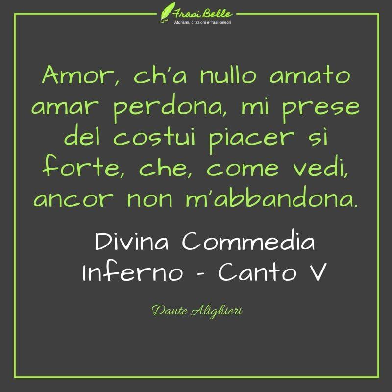 Frasi Matrimonio Dante.Frasi D Amore Dante