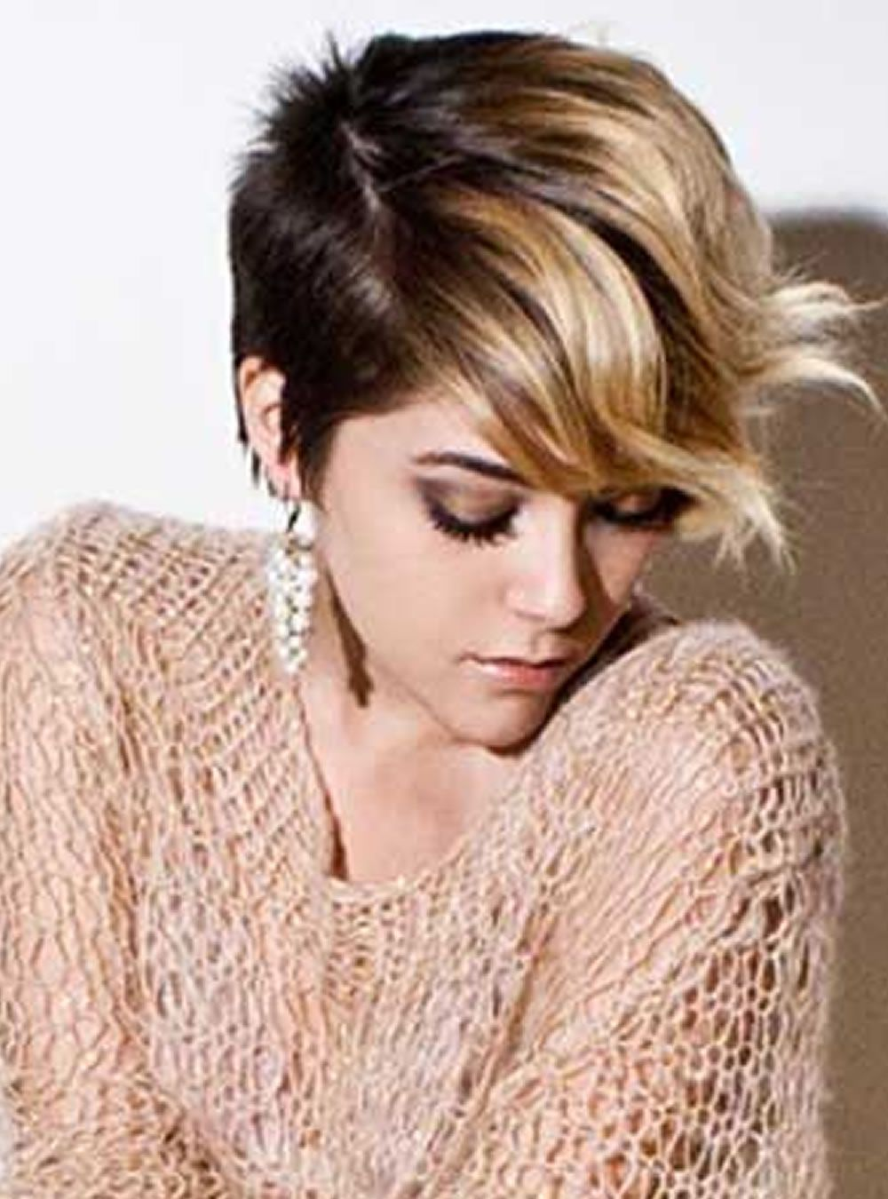 ombre short hairstyles 2018-trend ombre hair color short