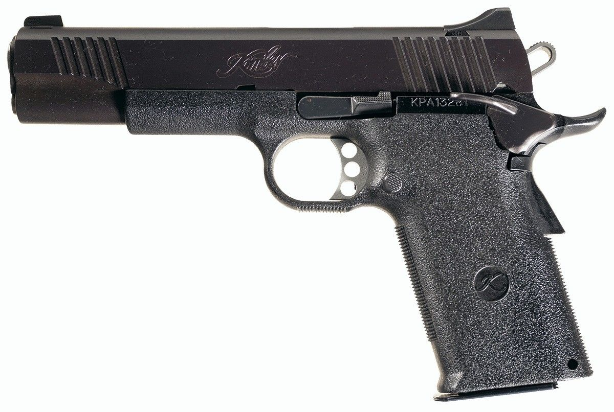 Kimber BP Ten II 1911 .45acp Double Stack Polymer Frame 10rd ...