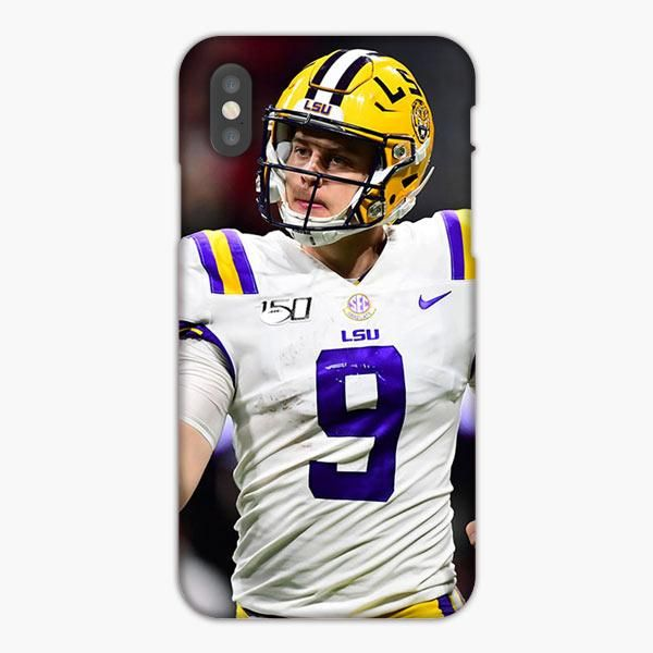 Joe Burrow Lsu Tigers Football Bowl Odds And Lines iPhone XS Case