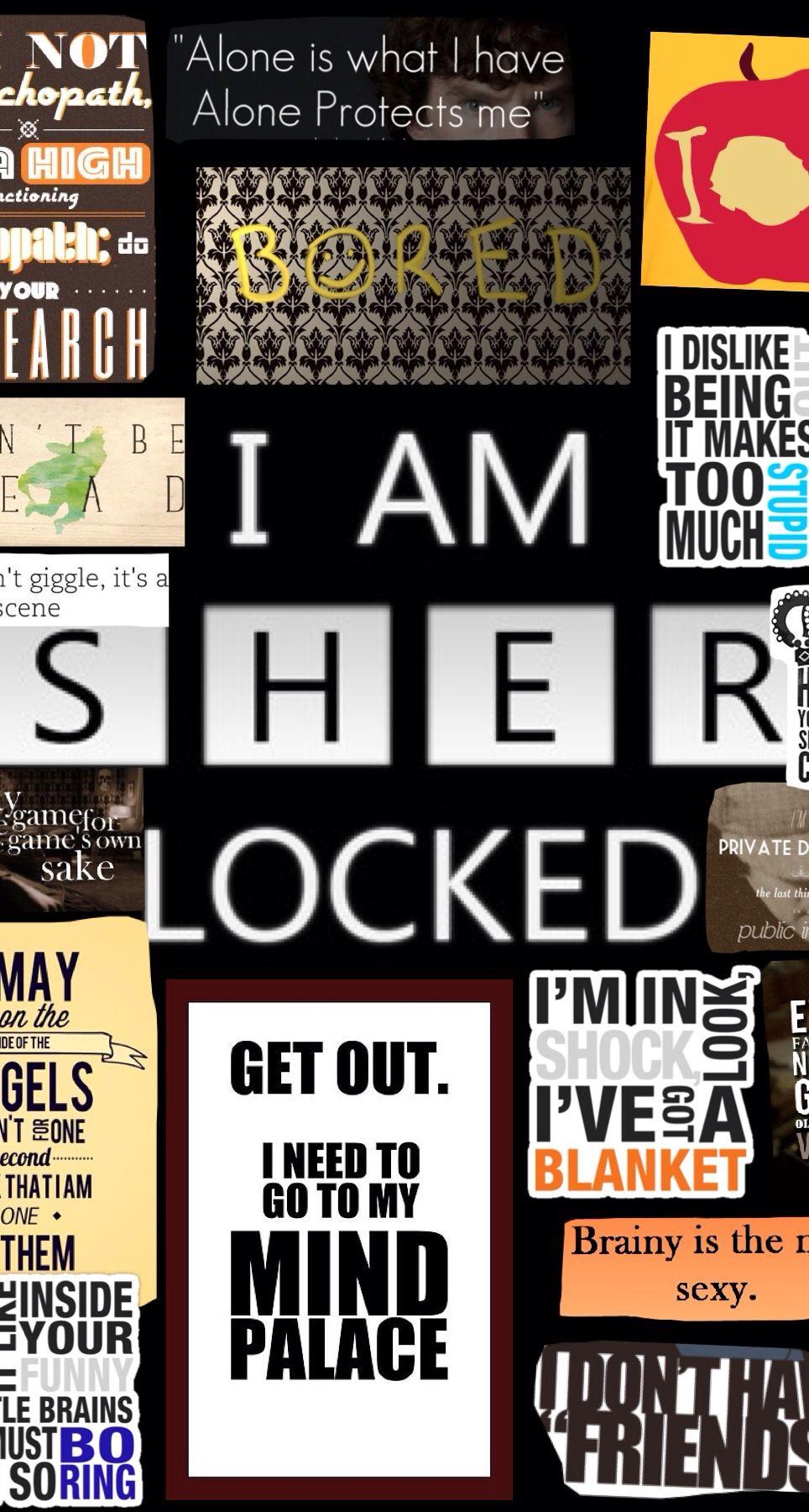 A bunch of Sherlock Wallpapers in one wallpaper  | Sherlock