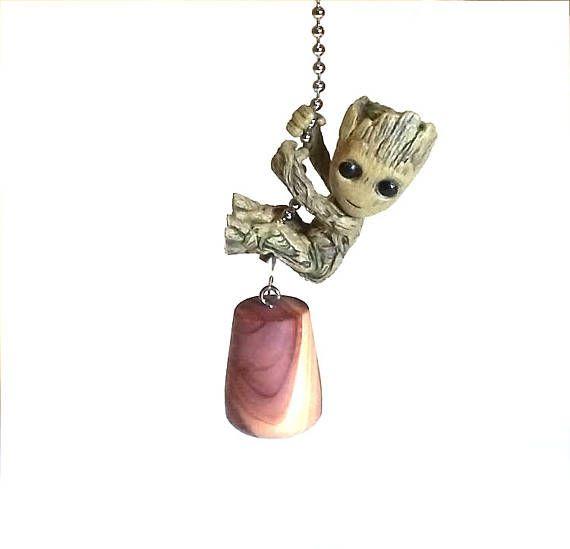 aade00a5c Pin by Lisa Karas on Groot   Ceiling fan pulls, Boy girl room ...