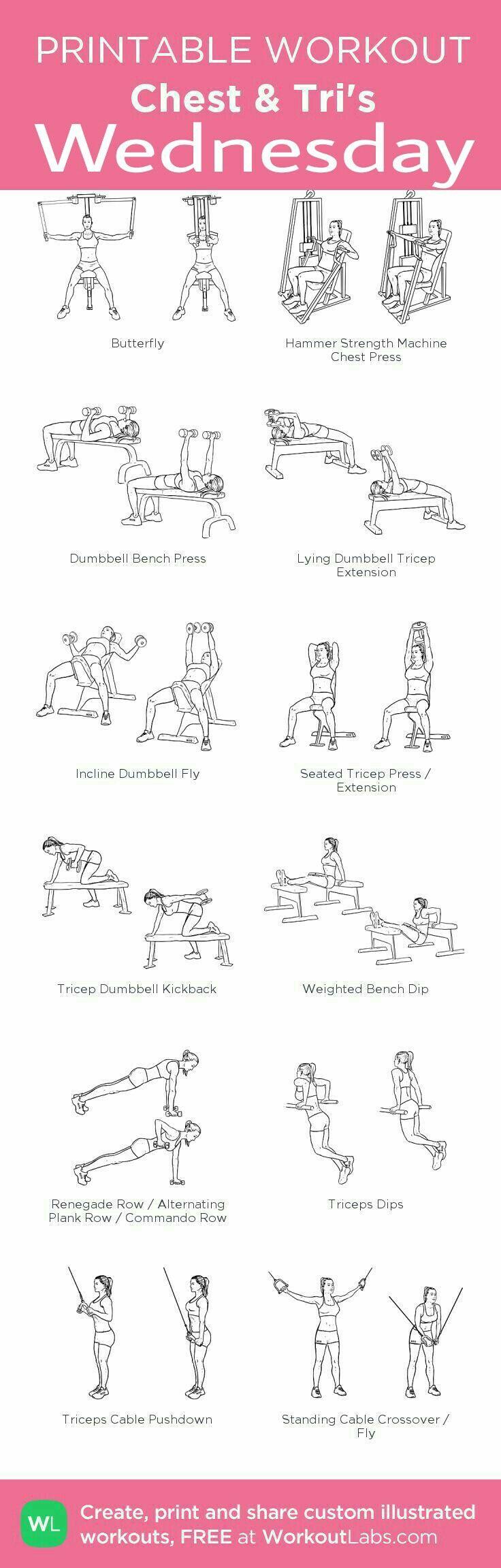 Pin En Workout Gym