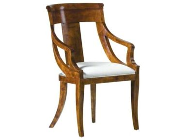 Shop For Baker Palladian Arm Chair And Other Dining Room Chairs At Goods Home Furnishings In North Carolina Discount Furniture Stores Outlets