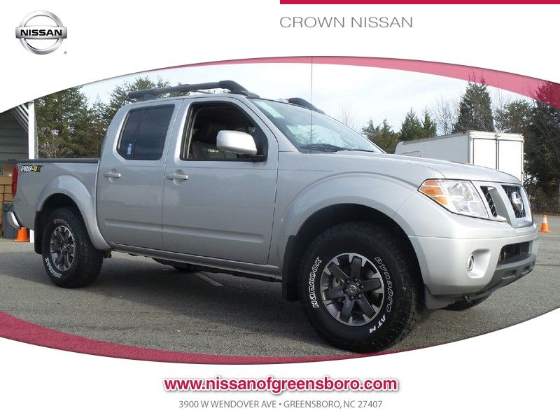 2016 Nissan Frontier PRO 4X For Sale | Greensboro NC |