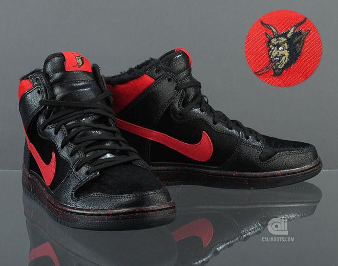 78a0ece5db3e Nike SB Dunk High Pro SB (554673 006) - Caliroots.com