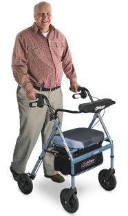 Airgo Comfort Plus Xwd Lightweight Rollator Comfort