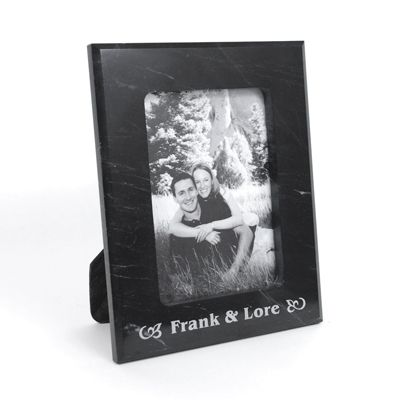 Laser Engraved Marble Photo Frame Marble Pictures Photo Frame Custom Picture Frame