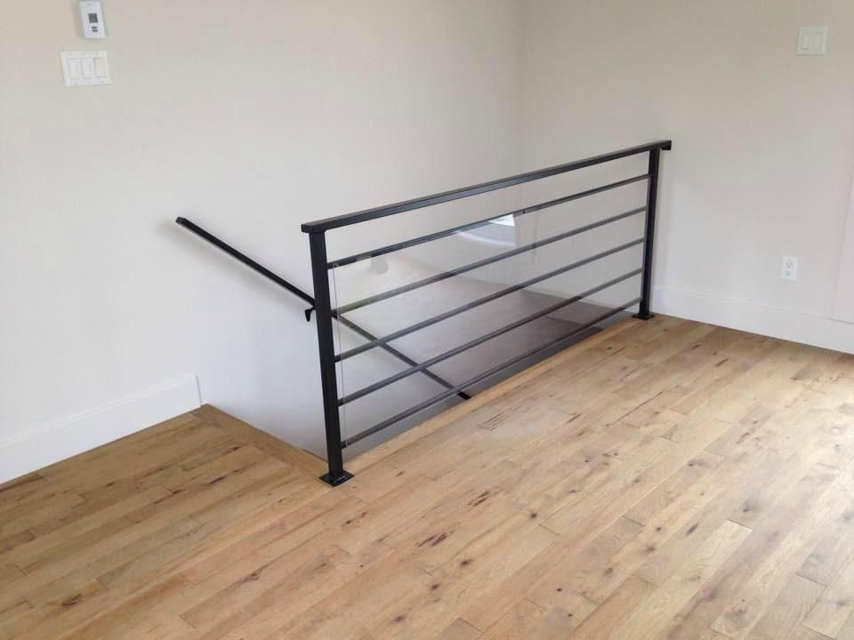 Escalier, fabrication escalier sur-mesure - Saint-Hyacinthe   ATELIER ALLARD INC