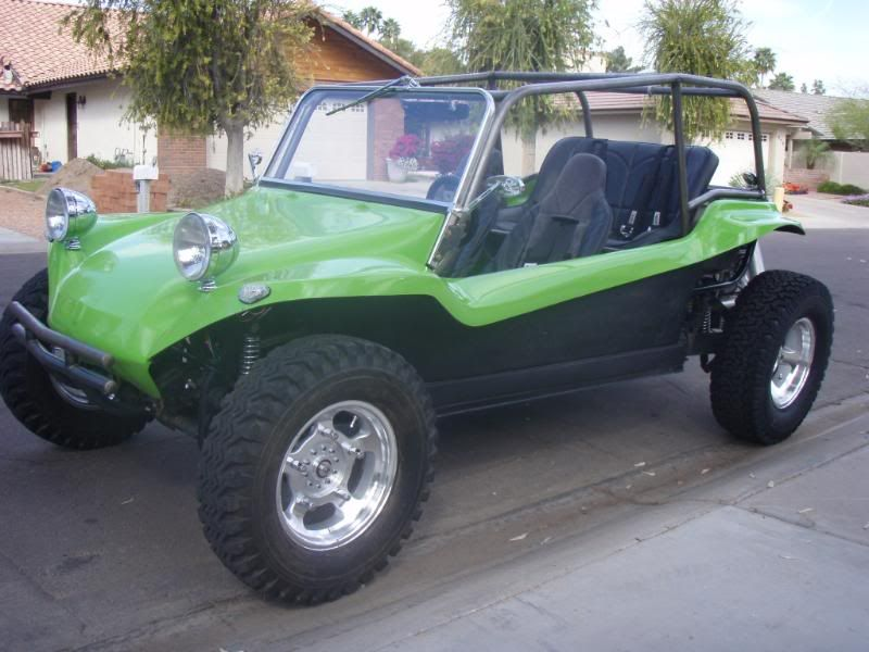 Anyone know how to build a dune buggy From a VW Beetle  AR15