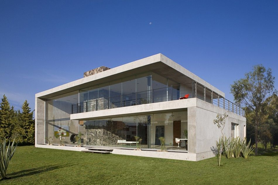 House Of The Day Gp House By Bitar Arquitectos Journal