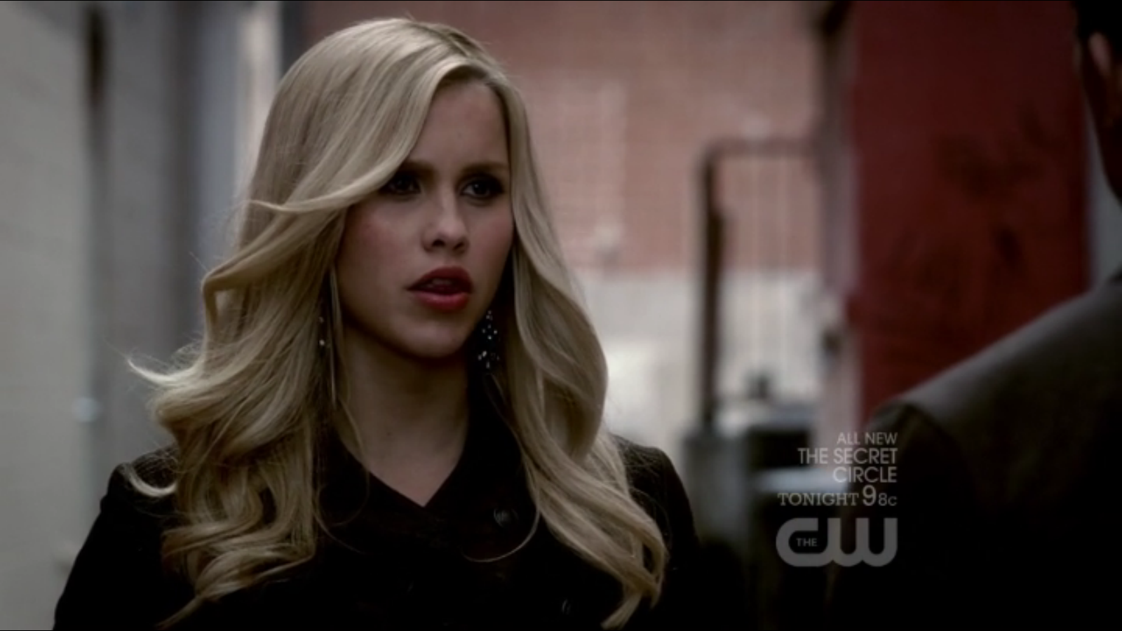 Obsessed With Her Hair Long Curls Claire Holt Blonde