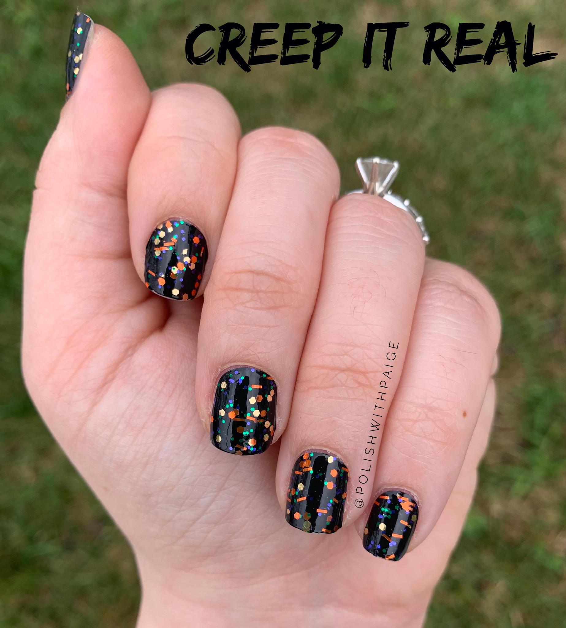 Color Street Creep It Real. Halloween Collection 2019 ...