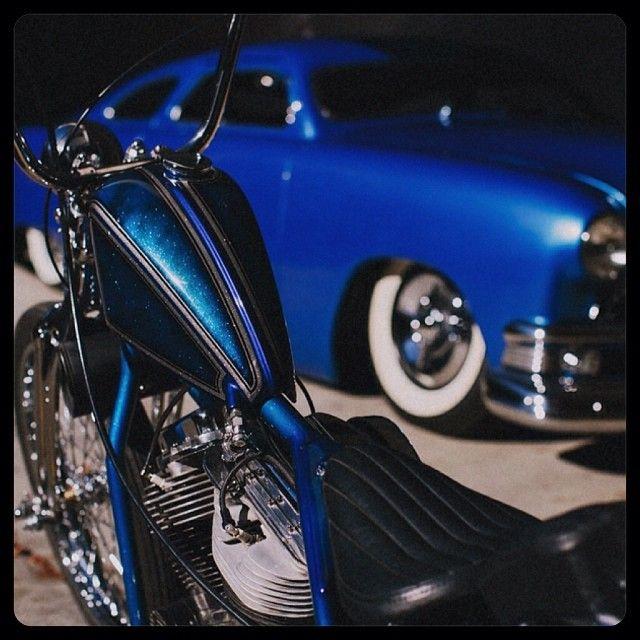 Custom Paint Wrecked Metals Custom Motorcycle Paint Jobs Panhead Bobber Motorcycle Paint Jobs