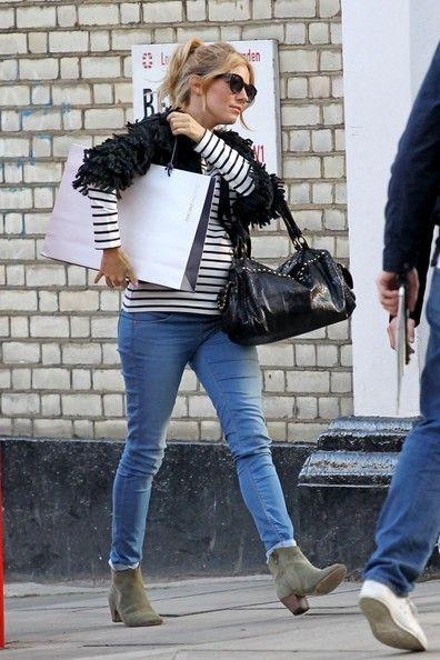 8fd32bafa11e Sienna Miller Ankle Boots