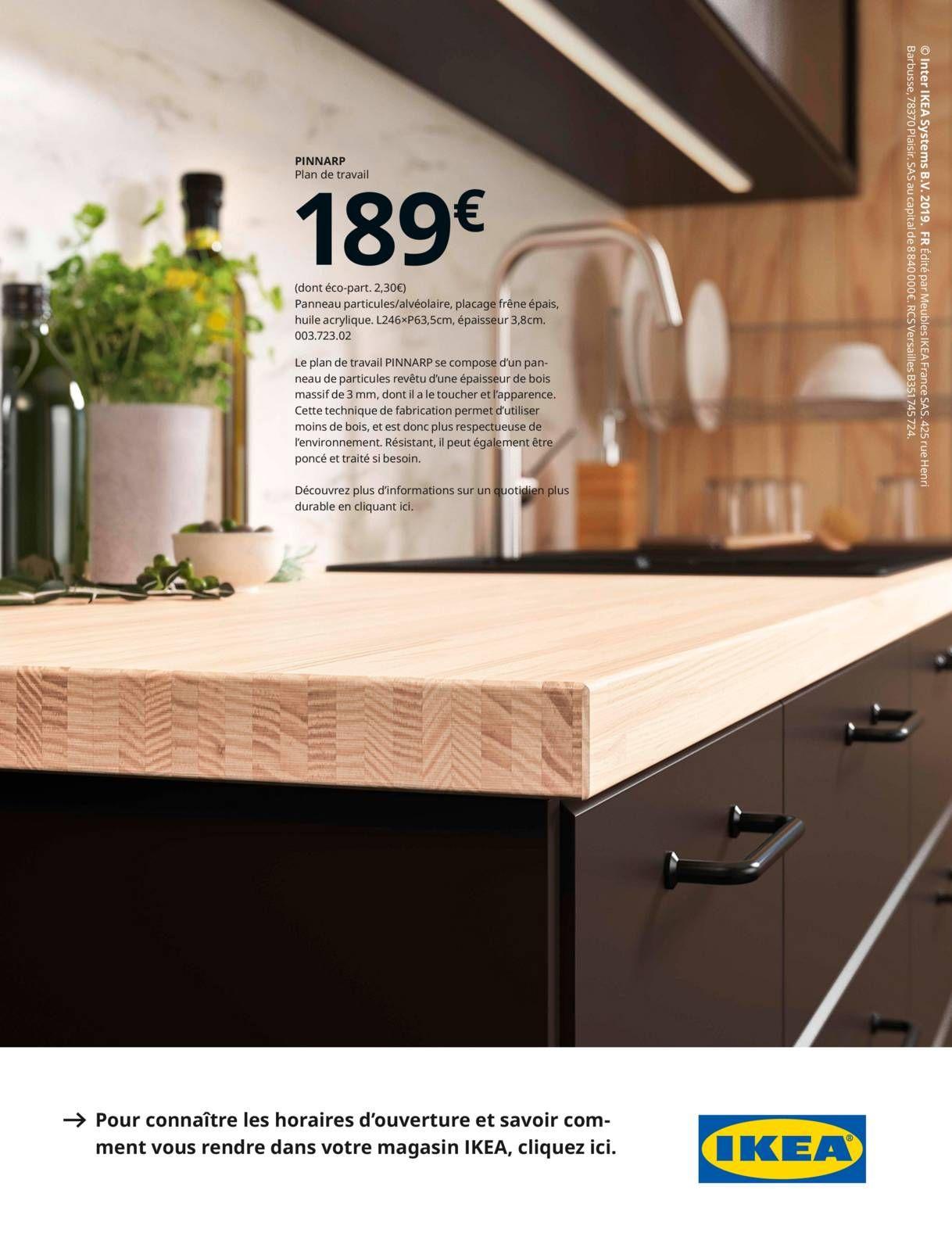 Cuisines 2020 Brochure Cuisines Ikea 2020 In 2020 Cuisine Ikea Kitchen Ikea