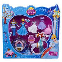 Disney Princess Little Kingdom Deluxe Gift Set