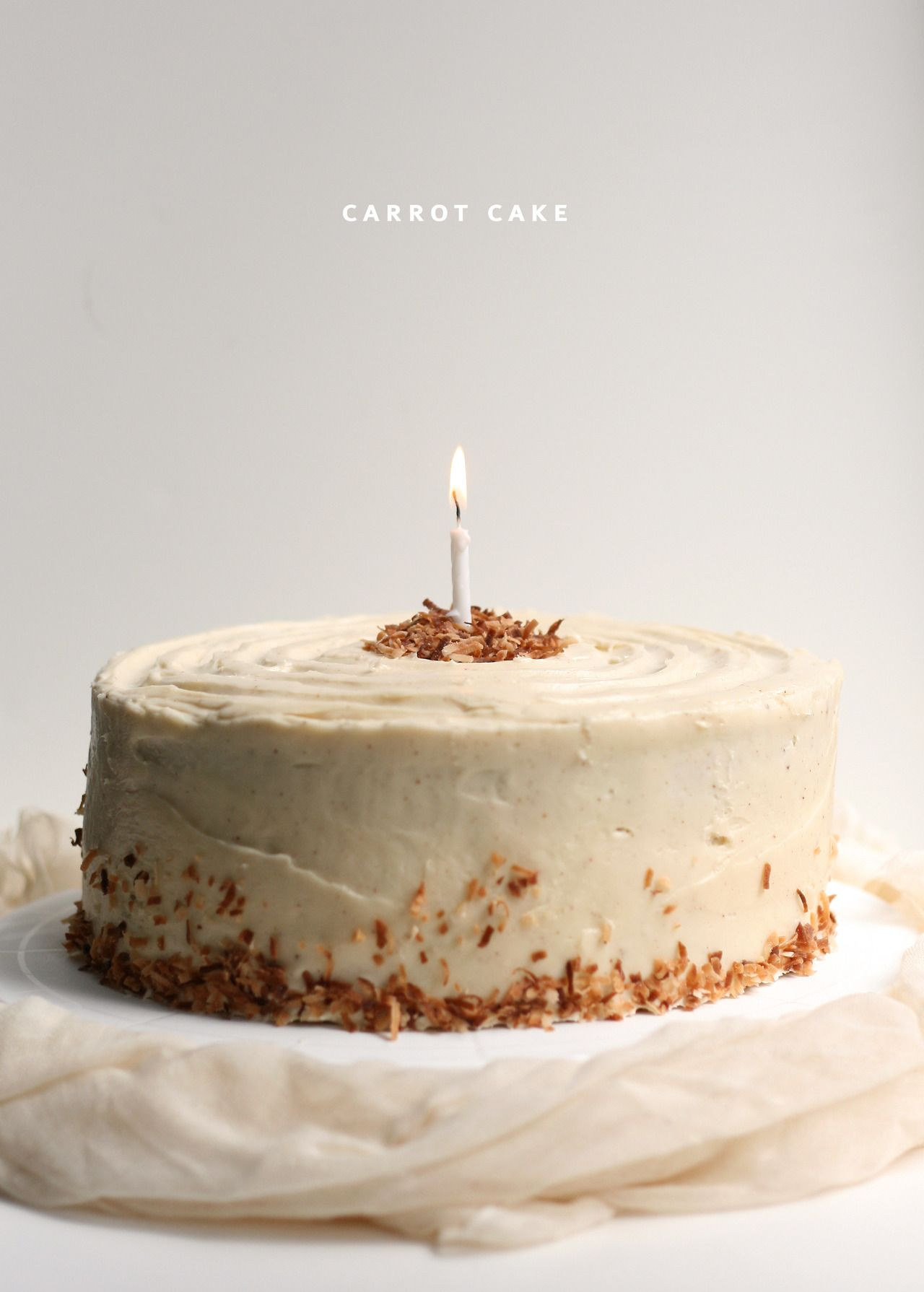 Carrot Cake With Brown Butter Cream Cheese Frosting -1236