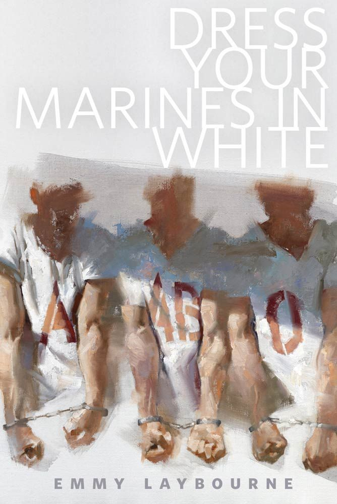 Dress Your Marines In White by Emmy Laybourne – At first, Dr. James Cutlass had thought his new job at NORAD was thrilling and full of opportunities, but that was before the demonstration… DRESS YOUR MARINES IN WHITE is the story of the terrifying choices surrounding a chemical weapons demonstration gone horribly wrong.