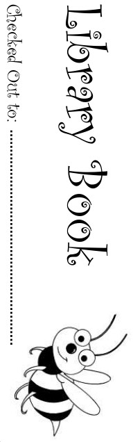 Library Bookmark. Download free printable bookmarks for your library www.booksandmarks.com