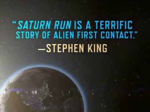 SATURN RUN - A Sci-fi thriller from John Sandford -YouTube