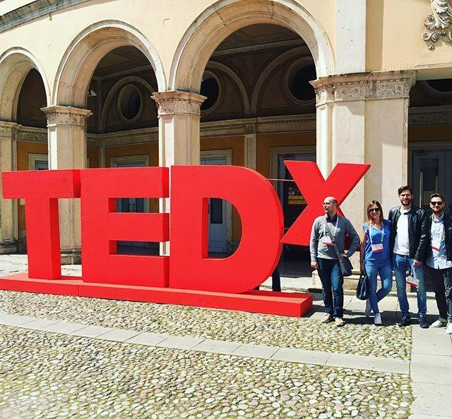 Alex Bordin parla di #TEDxPadova su Instagram Innovation #ted #tedxpadova #teatroverdi