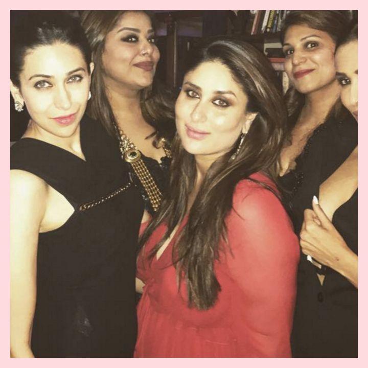 Kareena Kapoor Khan Christmas Party 2016 Myfashgram Kareena Kapoor Khan Celebs Celebrities