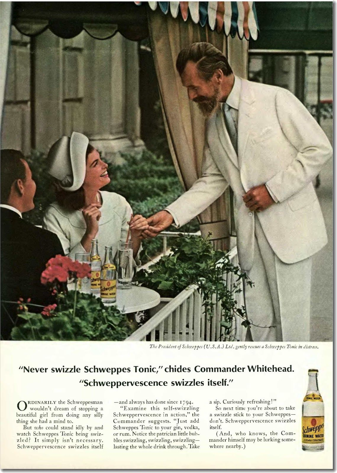 36  GIN AND TONIC: 1950s - Letters and Liquor