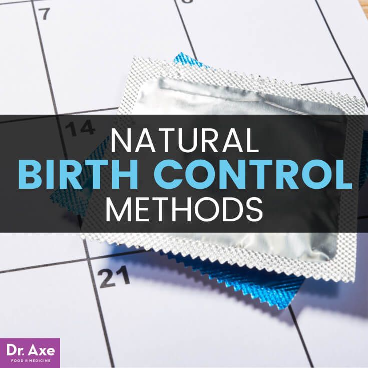 Natural Birth Control Dr Axe Www Draxe Com